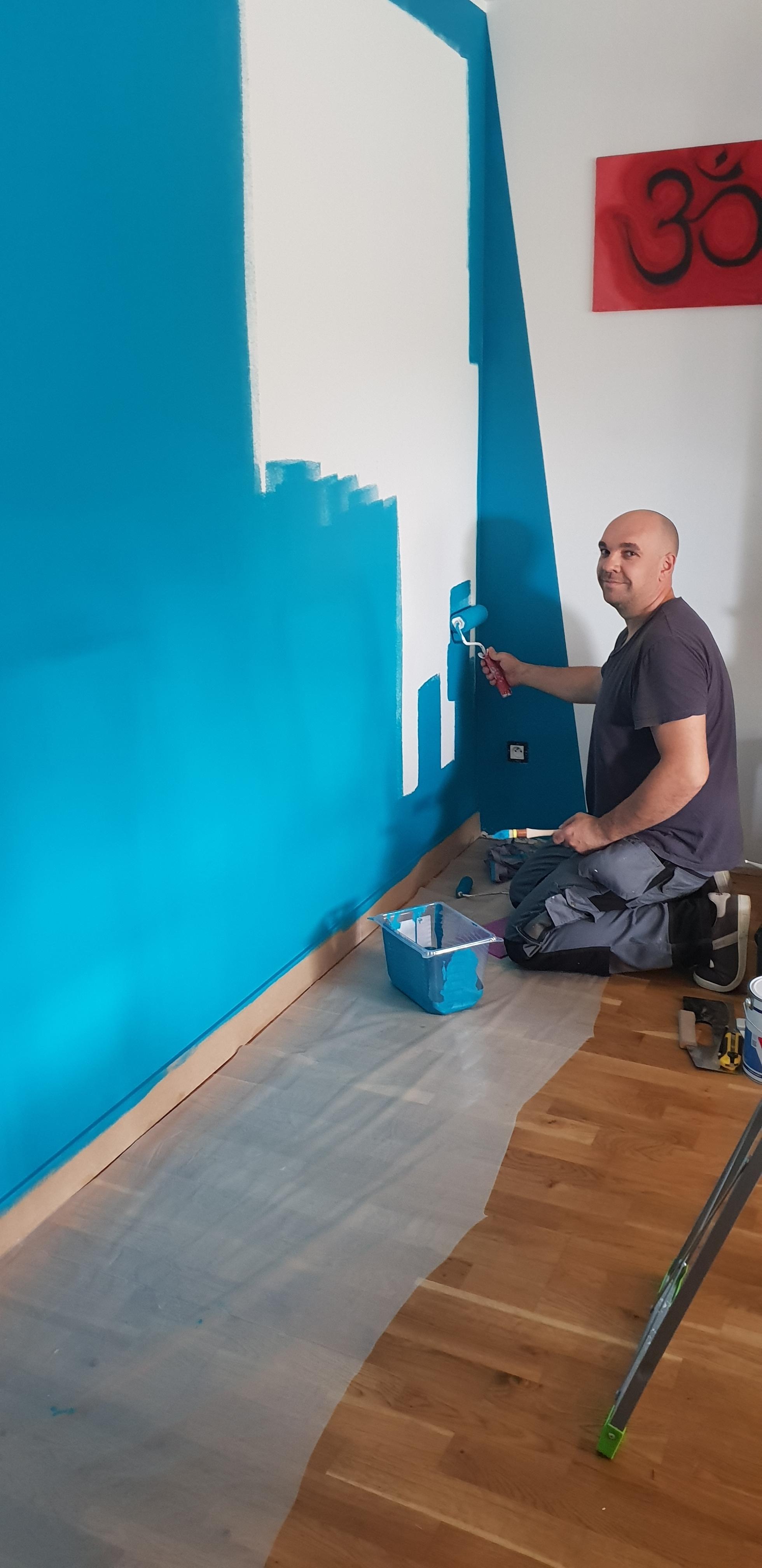 garoma rénovation - peinture intérieure