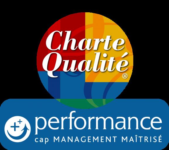 Label charte qualité Performance pour Garoma Rénovation